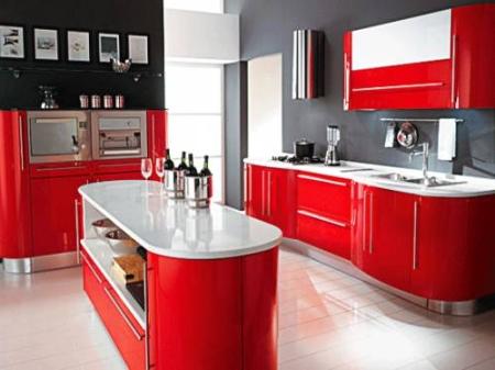 """Кухни  """"Модерн """" - новый стиль жизни - 2012.  Итальянские кухни - м..."""
