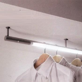 Штанга с подсветкой opdg 1220мм, 21w / распродажа мебельной .